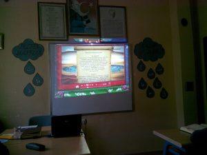 Alim Çocuk 3'ten Ders işleniyor, Aydıncık Kuran Kursu